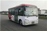 南京金龙NJL6680EV2低入口公交车(纯电动11-19座)