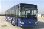 南京金龙NJL6129EVG1低入口公交车(纯电动23-39座)