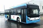 中车电动TEG6125BEV10低地板公交车(纯电动22-42座)
