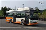 中车电动TEG6890NG01公交车(天然气国六16-30座)