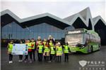 见证历史时刻 比亚迪助力英国格拉斯哥打造首条纯电动公交专线