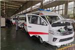 严把质量关!江苏省、市工信部门督导苏州金龙负压救护车生产