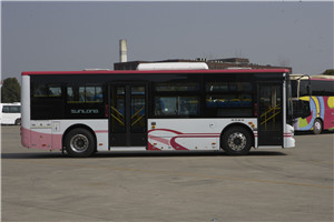 申龙 SLK6929公交车