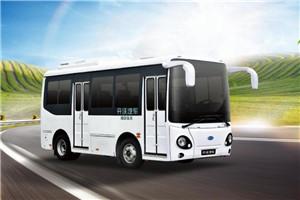 开沃H60公交车