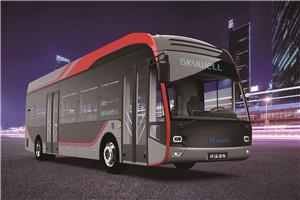 开沃NJL6123公交车