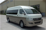 九龙HKL6600CE1轻型客车(柴油国五10-18座)