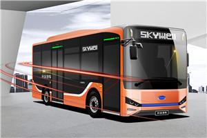 开沃NJL6859EV公交车