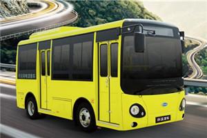 开沃NJL6600EV公交车