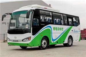 海格罗卡ER8K客车
