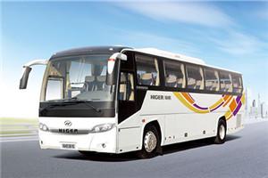 海格KLQ6125TA客车