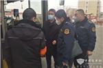 呼和浩特市运管局领导到公交公司检查疫情防控及复工复产工作