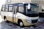 东风旅行车DFA6600K5A客车(柴油国五10-19座)