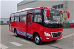 东风旅行车DFA6660K5A客车(柴油国五24-27座)