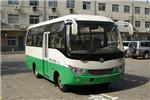 东风旅行车DFA6660KN5C客车(天然气国五10-23座)