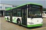 金龙XMQ6106AGCHEVD511插电式公交车(柴油/电混动国五19-40座)