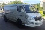 金龙XMQ5030XXYBEVL01厢式运输车(纯电动2座)