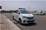 宇通ZK5030XJH15救护车(汽油国五4-5座)