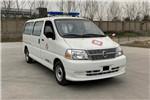 宇通ZK5031XJH16救护车(汽油国六5-8座)