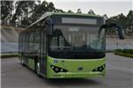 比亚迪BYD6101LGEV6低入口公交车(纯电动18-30座)