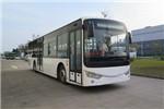 安凯HFF6125G03CHEV-2插电式公交车(天然气/电混动国五25-40座)