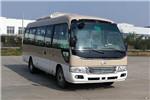 晶马JMV6722CF客车(柴油国五24-28座)