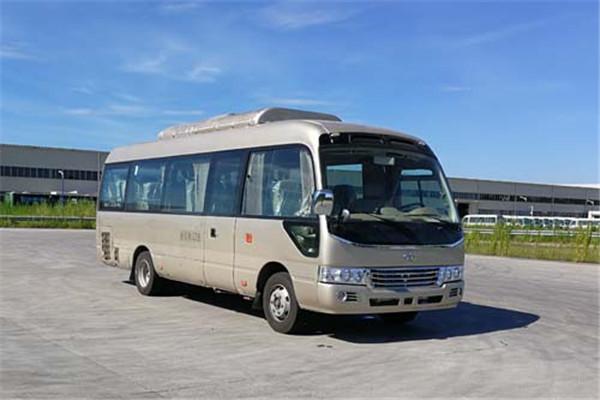 晶马JMV6750CR客车(柴油国五10-23座)