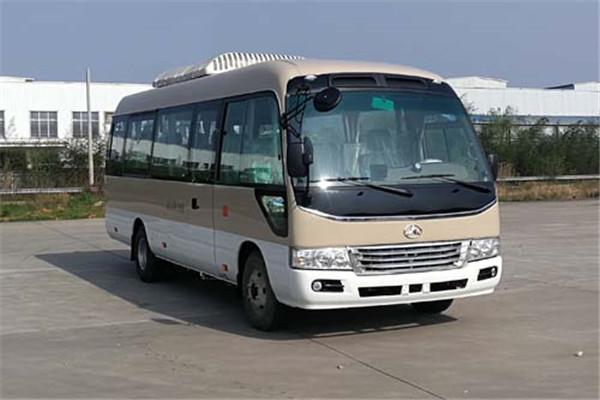 晶马JMV6720CF6客车(柴油国六24-28座)