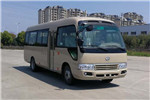 晶马JMV6700CF6客车(柴油国六10-23座)