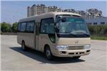 晶马JMV6602CF6客车(柴油国六10-19座)