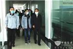 辽宁省总工会赴曙光汽车集团调研 指导工作并参观黄海系列产品