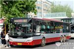 5月18日起北京地面公交满载率控制指标上调至90%