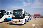宇通连续16年服务全国两会 238台车辆上会占比近七成