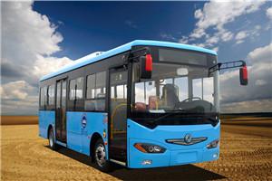 东风旅行车EQ6800公交车