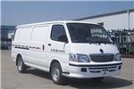 申龙SLK5030XXYBEV3厢式运输车(纯电动2-5座)