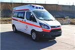 宇通ZK5033XJH16救护车(汽油国六5-8座)