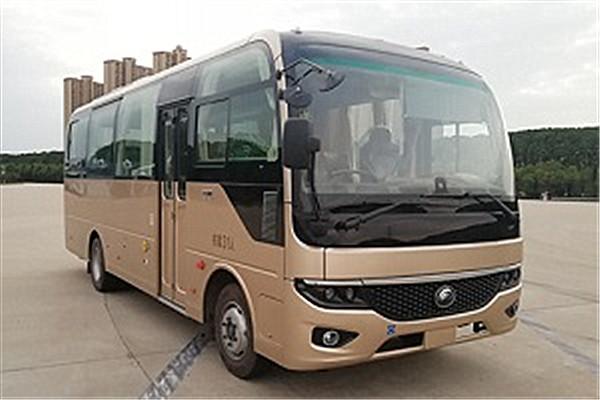 宇通ZK6772D51客车(柴油国五24-31座)