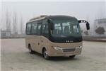 中通LCK6601D5E1客车(柴油国五10-19座)