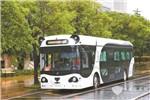 广州市民有望年底体验无人驾驶公交