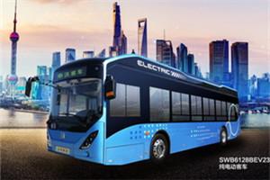 申沃SWB6128公交车
