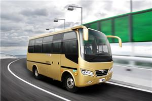超龙EQ6608客车