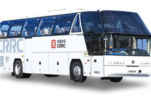 中车电动R12客车