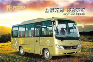 齐鲁BWC6733客车