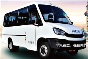 南京依维柯欧风NJ6715客车