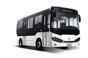 中车电动C06公交车