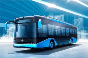 比亚迪B12公交车