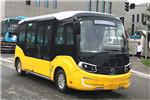 金旅XML6606JEVA0C1公交车(纯电动10-14座)