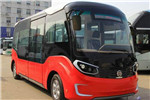 金旅XML6606JEVY0C1公交车(纯电动10-14座)