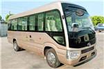 金龙XMQ6706DYD6D客车(柴油国六10-23座)