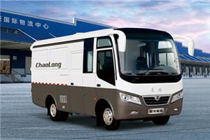 超龙EQ5046厢式运输车