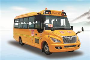 超龙EQ6720校车